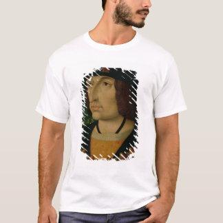 T-shirt Portrait de roi de Charles VIII de la France