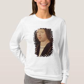 T-shirt Portrait de roi de Ferdinand II de l'Espagne