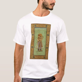 T-shirt Portrait de Shah Jahan, 1631, Mughal
