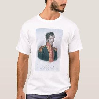 T-shirt Portrait de Simon Bolivar