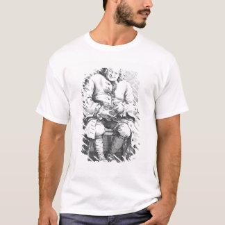 T-shirt Portrait de Simon Fraser, seigneur Lovat