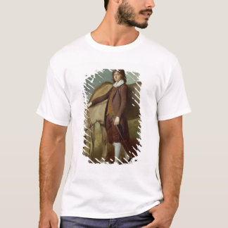 T-shirt Portrait de tempête de John Walter