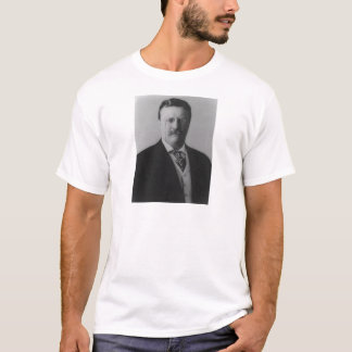 T-shirt Portrait de Theodore Roosevelt