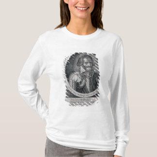T-shirt Portrait de Thomas des 'crudités de Coryate