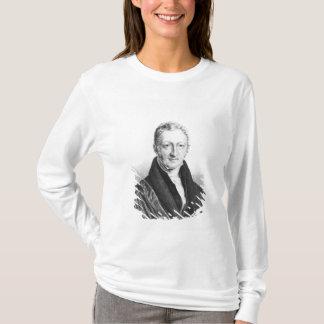 T-shirt Portrait de Thomas Robert Malthus