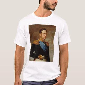 T-shirt Portrait de tsar Nicholas I 1826