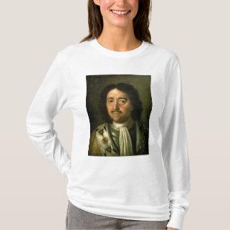 T-shirt Portrait de tsar Peter I le grand 1772