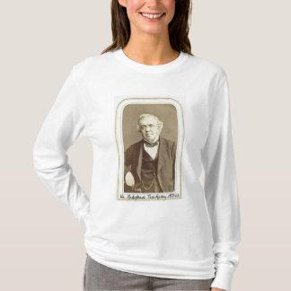 T-shirt Portrait de William Makepeace Thackeray (1811-63)