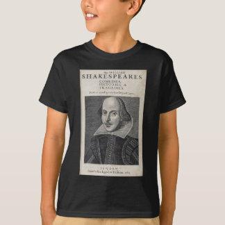 T-shirt Portrait de William Shakespeare