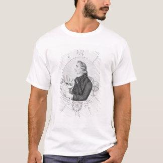T-shirt Portrait d'Ebenezer Sibly entouré