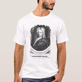 T-shirt Portrait d'Edmond Halley
