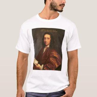 T-shirt Portrait d'Edmond Halley, c.1687