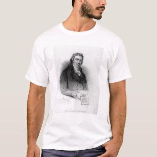 T-shirt Portrait d'Edouard Jenner