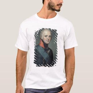 T-shirt Portrait d'empereur Alexandre I, 1804