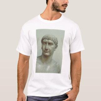 T-shirt Portrait d'empereur Trajan