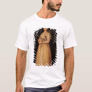 T-shirt Portrait d'épouse de la Reine Maria Luisa de roi