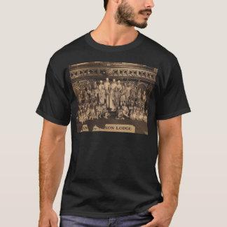 T-shirt Portrait des franc-maçons de la loge anglo-saxonne