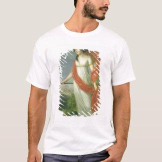 T-shirt Portrait des fritures de Theresia de comtesse,