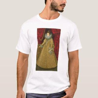 T-shirt Portrait d'Eugenia de la Reine Isabel Clara