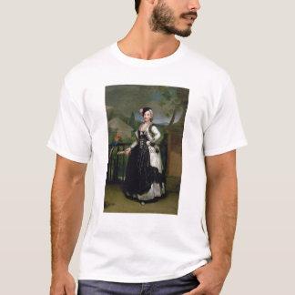 T-shirt Portrait d'Isabel Parrena Arce