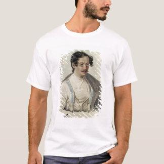 T-shirt Portrait d'Ivan Annenkov en prison de Peter, 1836