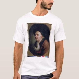 T-shirt Portrait du mathématicien Léonard Euler