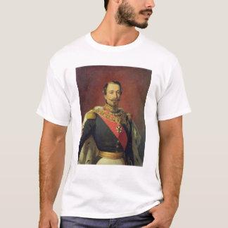 T-shirt Portrait du napoléon III de Louis d'empereur