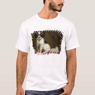 T-shirt Portrait d'un épagneul