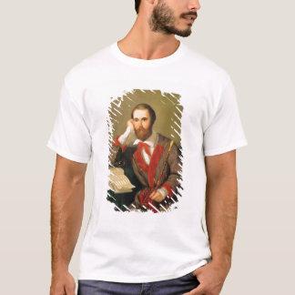 T-shirt Portrait d'un homme