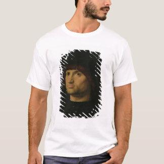 T-shirt Portrait d'un homme, ou le Condottiere, 1475