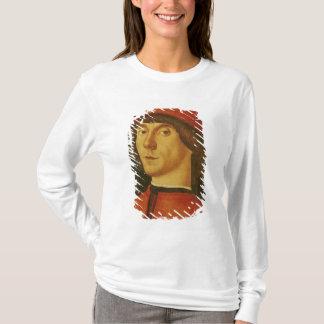 T-shirt Portrait d'un jeune homme