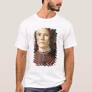 T-shirt Portrait d'un jeune homme, c.1480-85