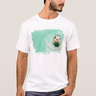 T-shirt Portrait d'un joint dans l'eau