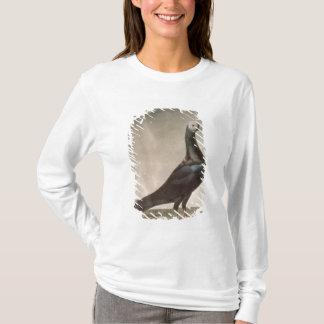 T-shirt Portrait d'un pigeon voyageur