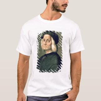 T-shirt Portrait d'un vieil homme