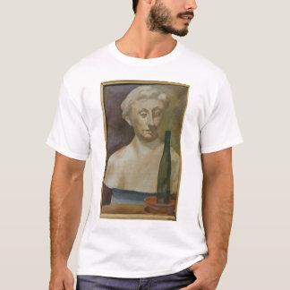 T-shirt Portrait d'une dame de l'antiquité 1990