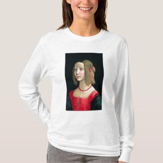 T-shirt Portrait d'une fille, c.1490