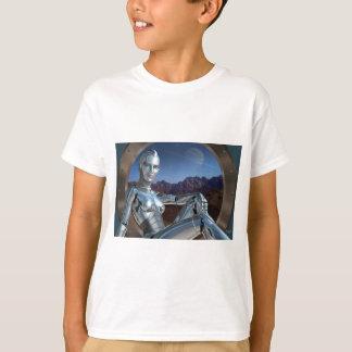 T-shirt Portrait d'une mémoire