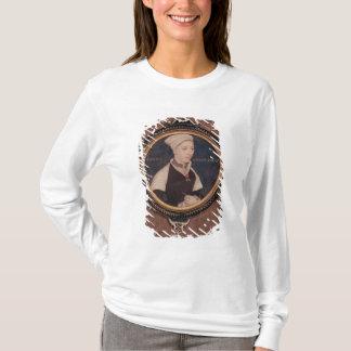 T-shirt Portrait miniature de Jane petit
