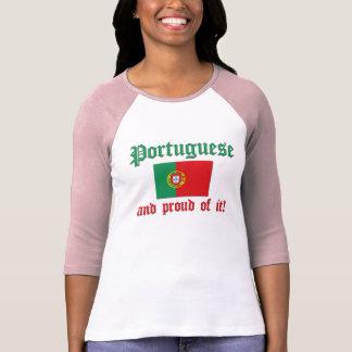 T-shirt Portugais fier