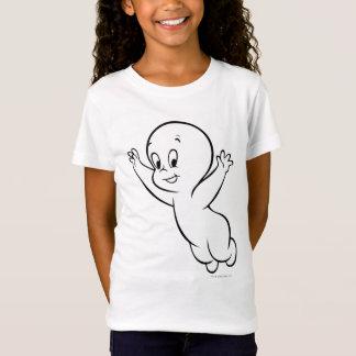 T-Shirt Pose 1 de vol de Casper