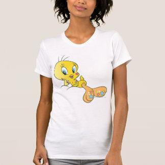 T-shirt Pose 3 de battements de Tweety Dee-lightful