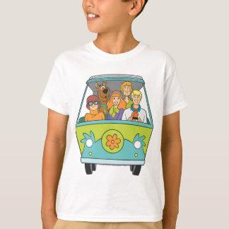 T-shirt Pose 71 de Scooby Doo