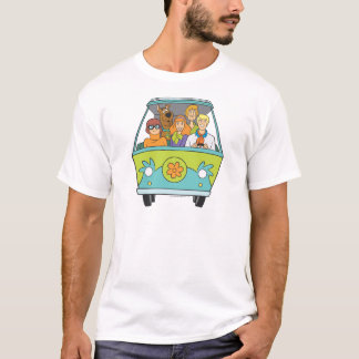 T-shirt Pose 71 de Scooby Doo