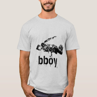T-shirt Pose de Bboy par Jeffrey