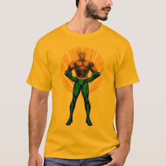 T-shirt Position d'Aquaman