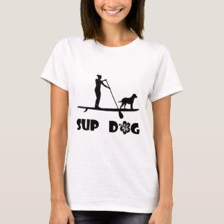 T-shirt Position de chien de PETITE GORGÉE