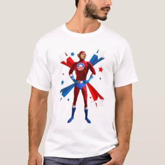 T-shirt Position héroïque