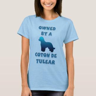 T-shirt Possédé par un coton de Tulear