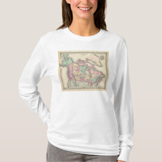 T-shirt Possessions britanniques, russes et danoises